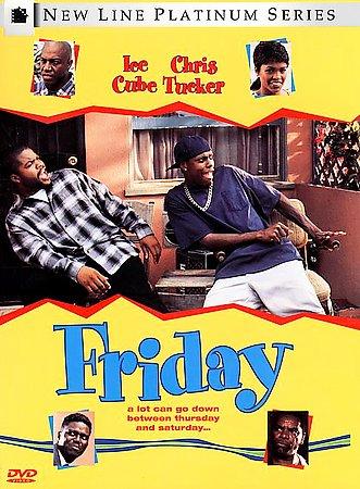 Friday the movie